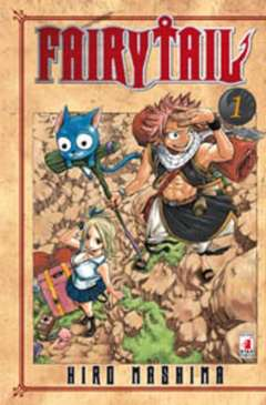 Copertina FAIRY TAIL (m63) n.1 - FAIRY TAIL, STAR COMICS