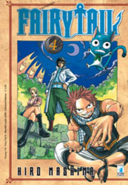 Copertina FAIRY TAIL (m63) n.4 - FAIRY TAIL, STAR COMICS