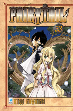 Copertina FAIRY TAIL (m63) n.53 - YOUNG 234, STAR COMICS