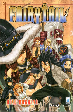 Copertina FAIRY TAIL (m63) n.57 - FAIRY TAIL, STAR COMICS