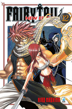 Copertina FAIRY TAIL NEW EDITION n.12 - FAIRY TAIL NEW EDITION, STAR COMICS