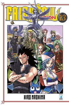 Copertina FAIRY TAIL NEW EDITION n.13 - FAIRY TAIL NEW EDITION, STAR COMICS
