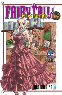 Copertina FAIRY TAIL NEW EDITION n.14 - FAIRY TAIL NEW EDITION, STAR COMICS