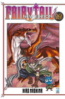 Copertina FAIRY TAIL NEW EDITION n.19 - FAIRY TAIL NEW EDITION, STAR COMICS