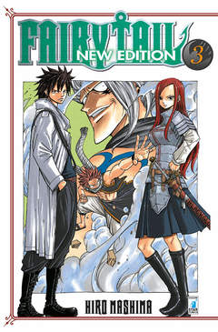 Copertina FAIRY TAIL NEW EDITION n.3 - FAIRY TAIL NEW EDITION, STAR COMICS