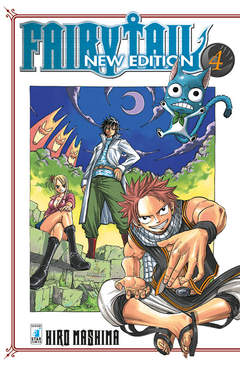 Copertina FAIRY TAIL NEW EDITION n.4 - FAIRY TAIL NEW EDITION, STAR COMICS