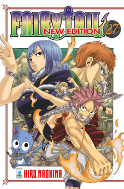 Copertina FAIRY TAIL NEW EDITION (m63) n.27 - FAIRY TAIL NEW EDITION, STAR COMICS