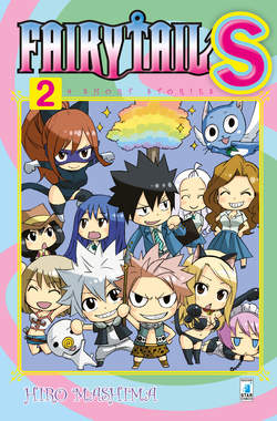 Copertina FAIRY TAIL S SHORT S. (m2) n.2 - FAIRY TAIL S - SHORT STORIES, STAR COMICS