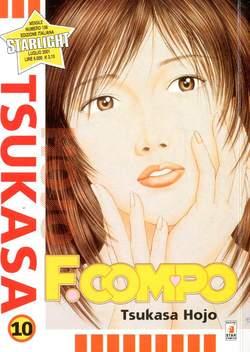 Copertina FAMILY COMPO n.10 - FAMILY COMPO 10, STAR COMICS