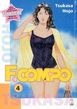 Copertina FAMILY COMPO n.4 - FAMILY COMPO 4, STAR COMICS