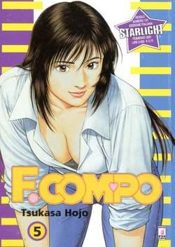 Copertina FAMILY COMPO n.5 - FAMILY COMPO 5, STAR COMICS