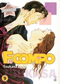 Copertina FAMILY COMPO n.9 - FAMILY COMPO 9, STAR COMICS