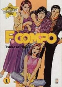 Copertina FAMILY COMPO n.1 - FAMILY COMPO 1, STAR COMICS
