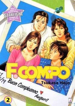 Copertina FAMILY COMPO n.2 - FAMILY COMPO 2, STAR COMICS