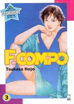 Copertina FAMILY COMPO n.3 - FAMILY COMPO 3, STAR COMICS