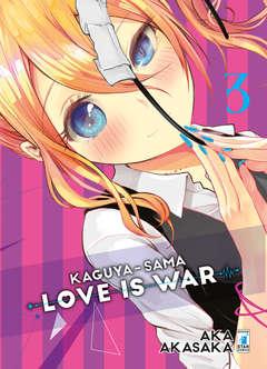 Copertina FAN n.253 - KAGUYA-SAMA: LOVE IS WAR 3, STAR COMICS