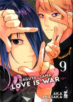 Copertina FAN n.263 - KAGUYA-SAMA: LOVE IS WAR 9, STAR COMICS
