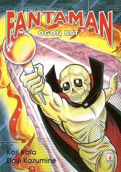 Copertina FANTAMAN n.2 - FANTAMAN 2, STAR COMICS