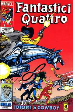 STAR COMICS - FANTASTICI QUATTRO