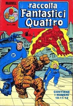 Copertina FANTASTICI QUATTRO Raccolta n.4 - FANTASTICI QUATTRO Raccolta   4, STAR COMICS