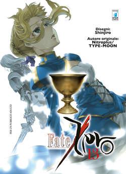 Copertina FATE/ZERO n.13 - FATE/ZERO 13, STAR COMICS