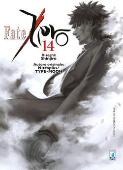Copertina FATE/ZERO n.14 - FATE/ZERO (m14), STAR COMICS