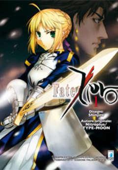 Copertina FATE/ZERO n.1 - FATE/ZERO 1, STAR COMICS