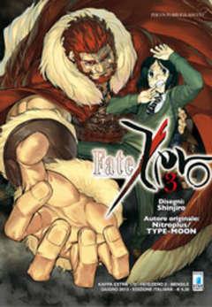Copertina FATE/ZERO n.3 - FATE/ZERO 3, STAR COMICS