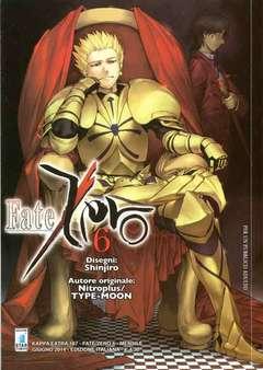 Copertina FATE/ZERO n.6 - FATE/ZERO , STAR COMICS
