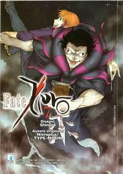 Copertina FATE/ZERO n.7 - FATE/ZERO 7, STAR COMICS