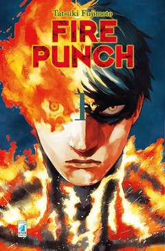 Copertina FIRE PUNCH n.1 - FIRE PUNCH 1, STAR COMICS