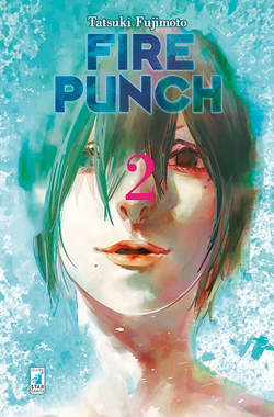 Copertina FIRE PUNCH n.2 - FIRE PUNCH 2, STAR COMICS