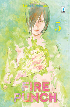 Copertina FIRE PUNCH n.5 - FIRE PUNCH, STAR COMICS