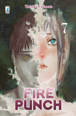 Copertina FIRE PUNCH n.7 - FIRE PUNCH (m8), STAR COMICS