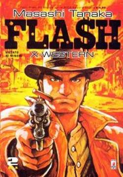 Copertina FLASH X-WESTERN n.2 - FLASH X-WESTERN 2, STAR COMICS