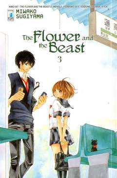 Copertina FLOWER AND THE BEAST n.3 - FLOWER AND THE BEAST (m10), STAR COMICS