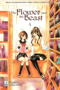 Copertina FLOWER AND THE BEAST n.4 - FLOWER AND THE BEAST (m10), STAR COMICS