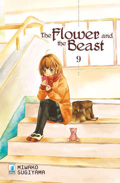 Copertina FLOWER AND THE BEAST n.9 - FLOWER AND THE BEAST (m10), STAR COMICS
