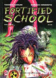 Copertina FORTIFIED SCHOOL n.48 - SERIE COMPLETA, FORTIFIED SCHOOL 1/7, STAR COMICS