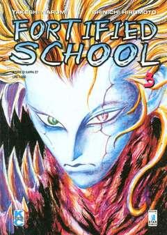 Copertina FORTIFIED SCHOOL n.3 - FORTIFIED SCHOOL 3, STAR COMICS