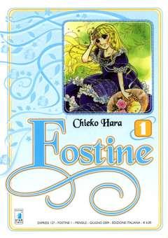 Copertina FOSTINE n.1 - FOSTINE 1, STAR COMICS
