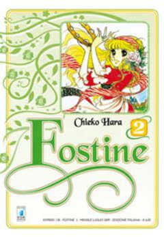Copertina FOSTINE n.2 - FOSTINE 2, STAR COMICS
