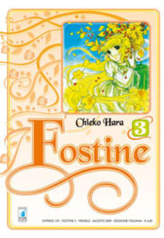 Copertina FOSTINE n.3 - FOSTINE 3, STAR COMICS