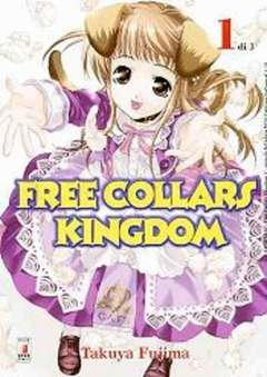 Copertina FREE COLLARS KINGDOM n.1 - FREE COLLARS KINGDOM 1, STAR COMICS