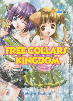 Copertina FREE COLLARS KINGDOM n.2 - FREE COLLARS KINGDOM 2 (DI 3), STAR COMICS