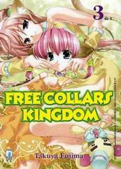 Copertina FREE COLLARS KINGDOM n.3 - FREE COLLARS KINGDOM 3, STAR COMICS