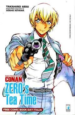 Copertina FREE COMIC BOOK DAY ITALIA '20 n.3 - ZERO'S TEA TIME, STAR COMICS