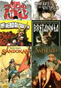 STAR COMICS - FREE COMIC BOOK DAYS 2017