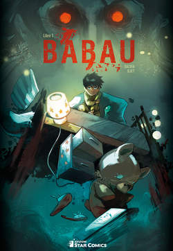 Copertina FREE COMIC BOOK DAYS 2018 n.4 - BABAU 1, STAR COMICS