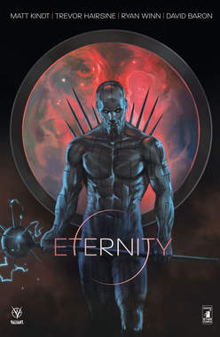 Copertina FREE COMIC BOOK DAYS 2018 n.6 - ETERNITY, STAR COMICS